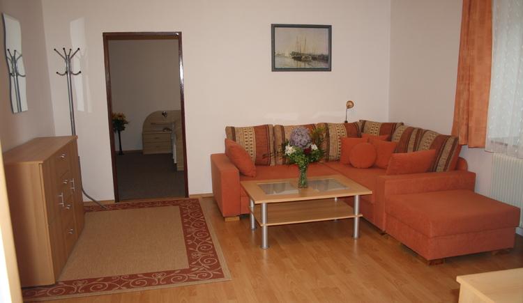 Komplett eingerichtete Ferienwohnung im Paterre - mit 4 Edelweiß ausgezeichnet.