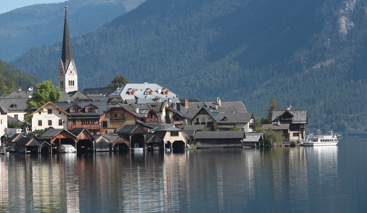 View of Hallstatt