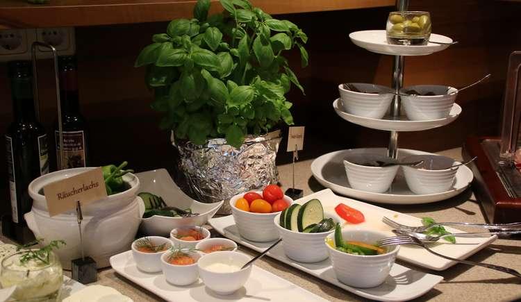 breakfast (© Hotel Haberl)