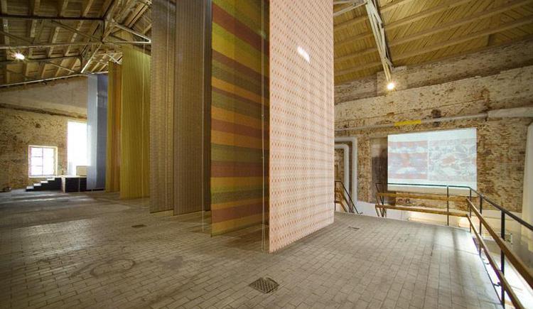 Kulturfabrik Helfenberg (© Textiles Zentrum Haslach)