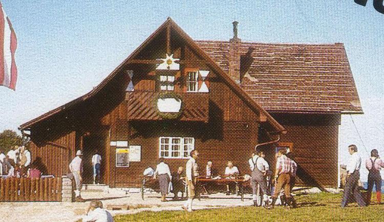 MTB Tour Grünburgerhütte von Trattenbach