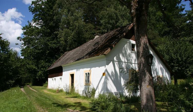 Wärterhäus am Wanderweg (© Gemeindeamt Neumarkt)