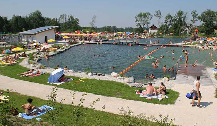 Naturbadeanlage Eberschwang