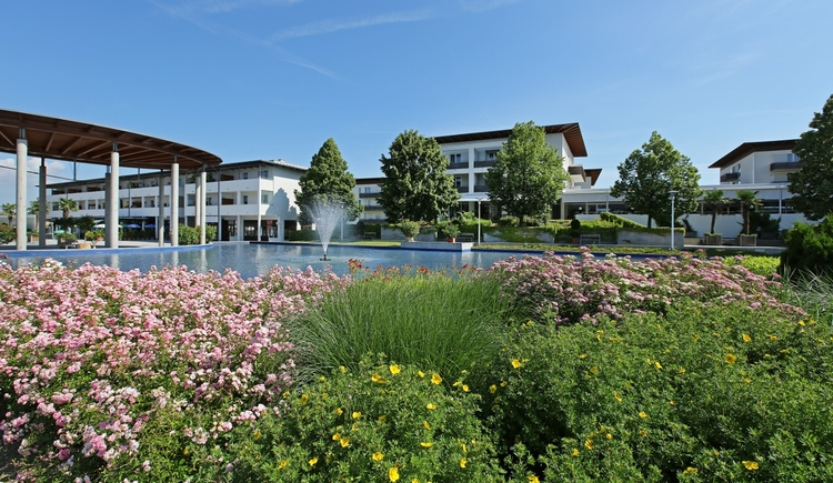 Thermenplatz (© Innviertel Tourismus/SPA Resort Therme Geinberg)