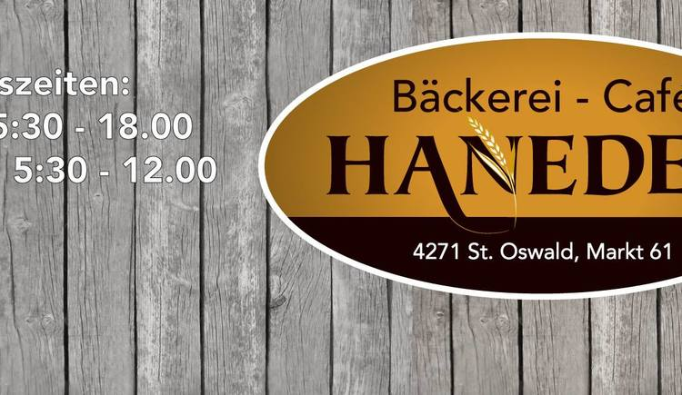 Bäckerei - Café Haneder. (© Bäckerei - Café Haneder)