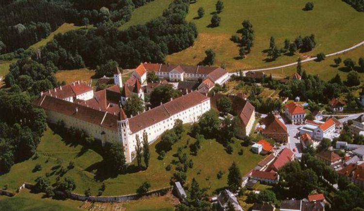 Stift St. Paul im Lavanttal (© Verein BENEDIKT BE-WEG-T)