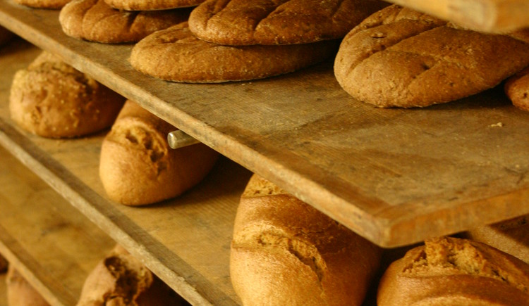 Bio-Brot von der Bäckerei (© Itzlinger´s Biobäckerei Faistenau)