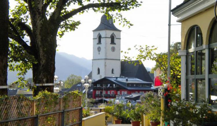 Wallfahrtskirche in St. Wolfgang