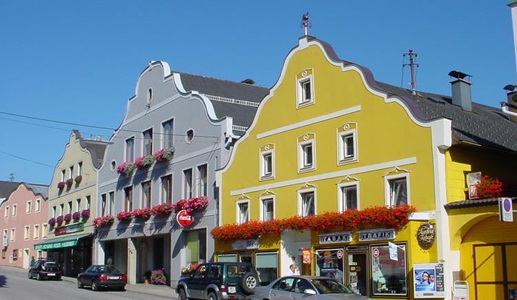 Marktplatz Lembach (© Tourismusverband Lembach i.M.)