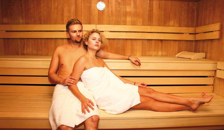 Entspannen in der Saunawelt PERG. (© Boris Mitterlehner - Stadtmarketing PERG)