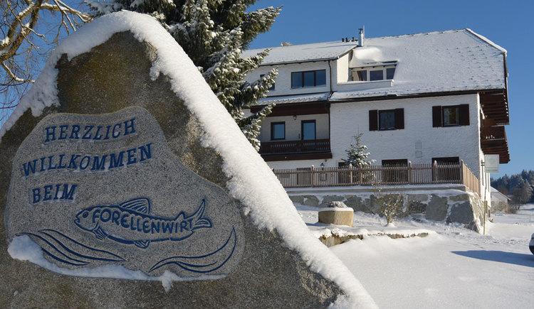 Wintersport beim Forellenwirt (© OÖTM Erber)