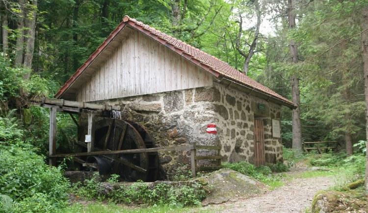 Reindlmühle (© Tourismusverband Königswiesen)