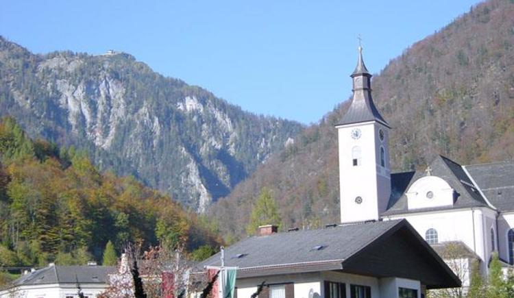 Pfarrkirche von außen