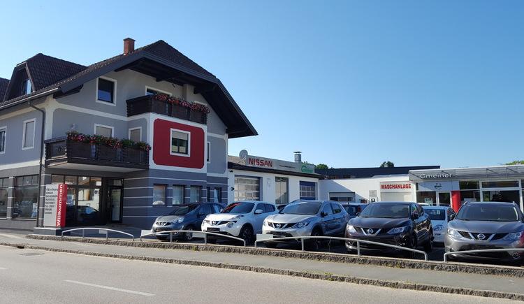 Autohaus Gmeiner (© Magdalena Buchinger)