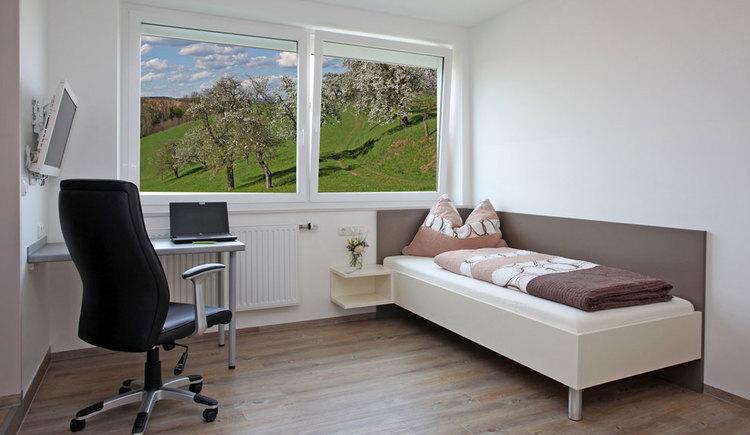 Zimmer in der Pension Linz in Hofkirchen im Traunkreis