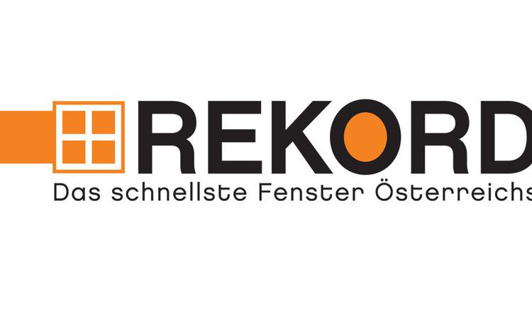Logo: Rekord Fenster