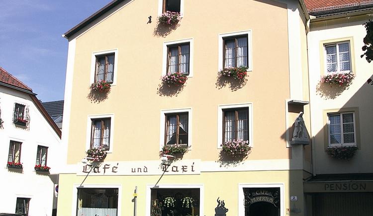 Kaffeehaus Freistadt.