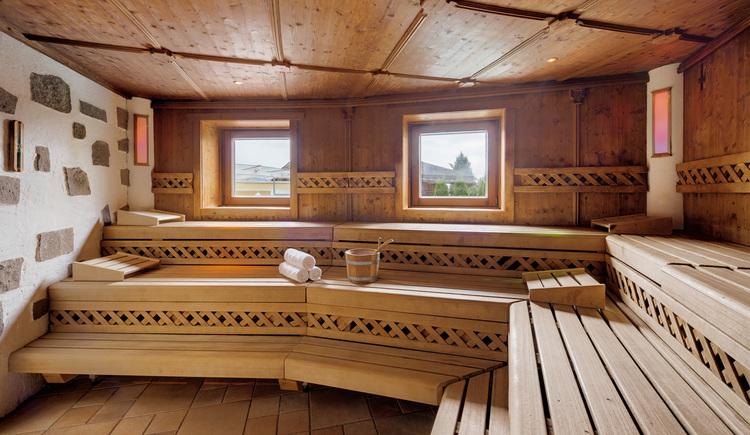 Sauna (© Hotel Almesberger)