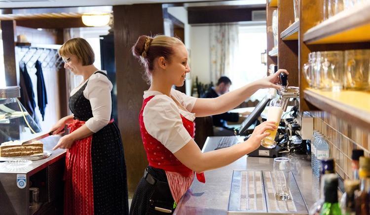 Hoftaverne Ziegelboeck Schank Bier Torte