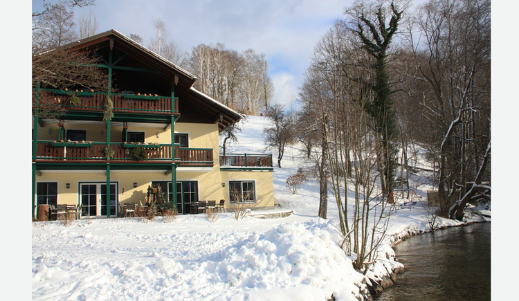 guest house Moosinger (© Tourismusverband MondSeeLand)