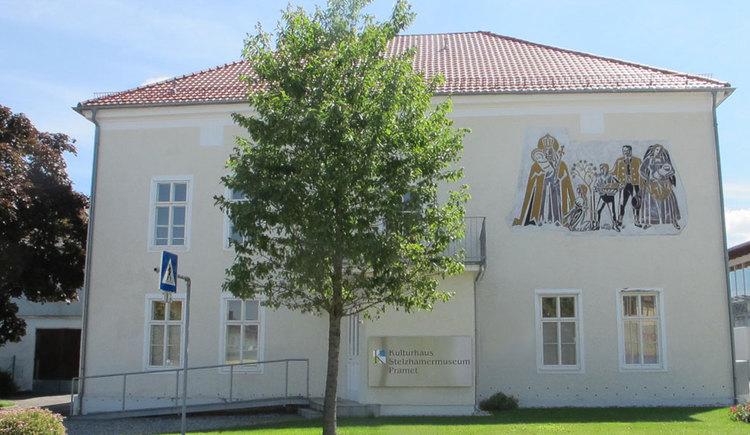 Kulturhaus Stelzhamermuseum PRAMET (© Foto: Verena Traeger, 2015)