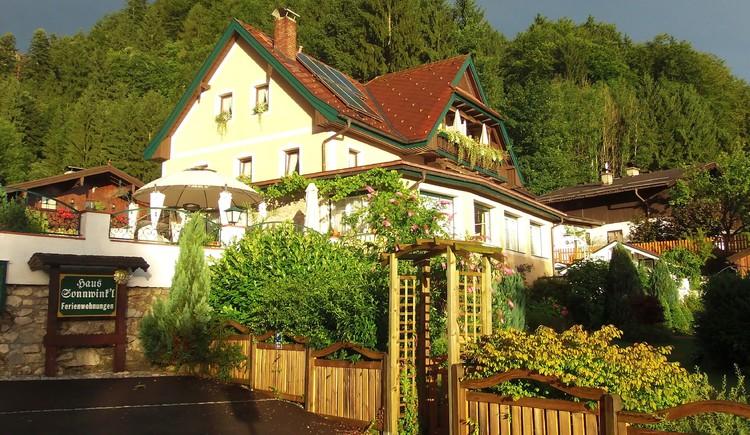 Ferienwohnung Haus Sonnwinkl