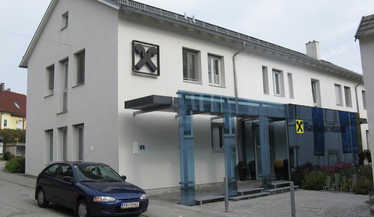 Raiffeisenbankstelle Schönau i.M.