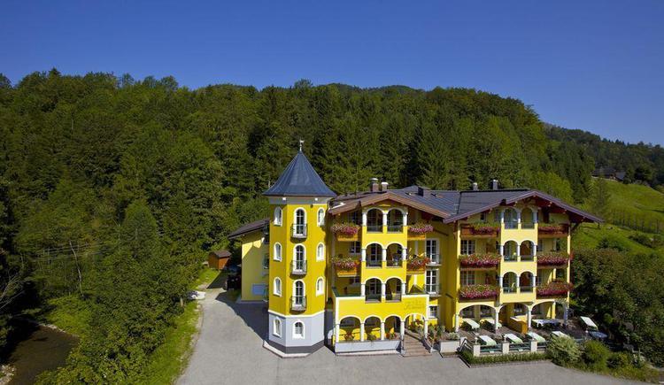 Hotel Restaurant Fischerwirt in Faistenau (© www.fischerwirt.net)