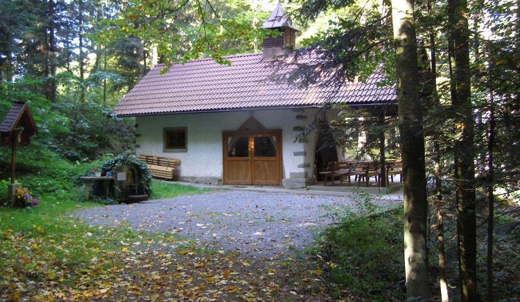 Egerholzkapelle (© TVBöhmerwald)