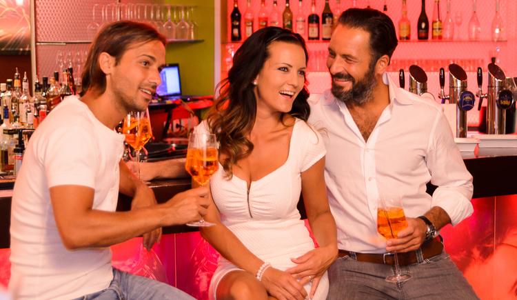 Lebensfreude, Kommunikation & Freundschaft stehen im Zentrum des Hotel AVIVA****s make friends.