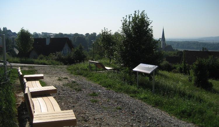 Rastplatz Kalvarienberg-Kapelle