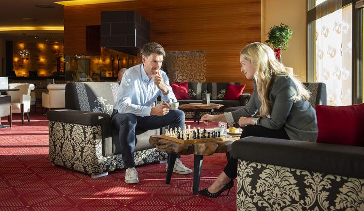 Hotel Royal****s Lobby (© EurothermenResorts)