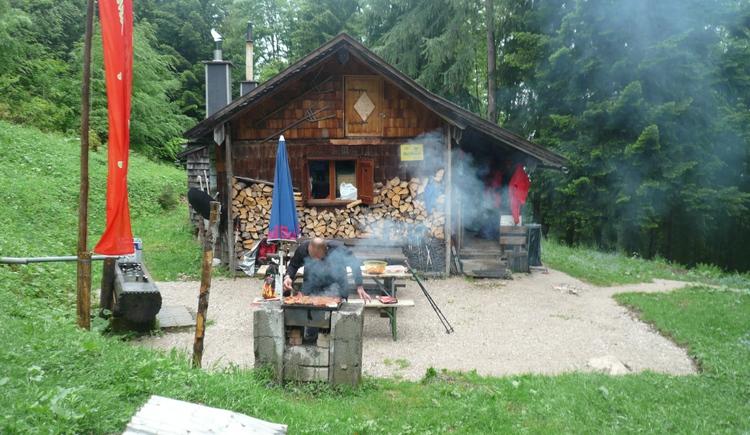 Rettenkogelhütte - Selbstversorgerhütte