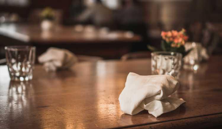 Tischgedeck. (© Restaurant Forthuber / Martin Huber)