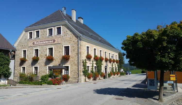 Gasthaus Zur Roisentaverne - Maria Neustift. (© TV Nationalpark Region Ennstal)
