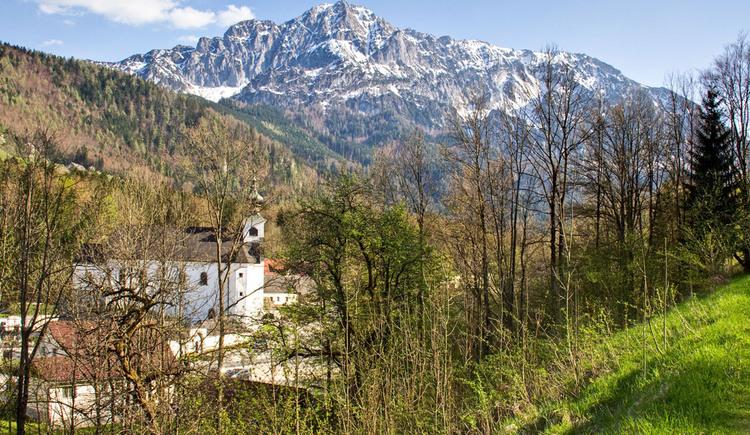 St. Leonhard Kirche (© TVB Pyhrn-Priel/Sulzbacher)
