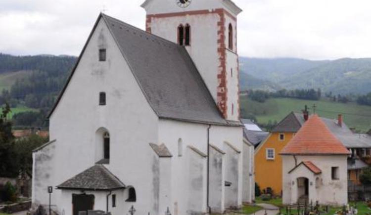 Reichenfels, Pfarrkirche (© Verein BENEDIKT BE-WEG-T)