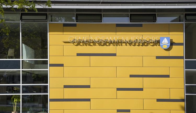 Gemeindeamt.jpg (© Verschönerungsverein Nußdorf)