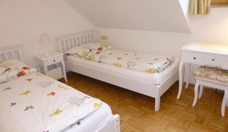 Schlafzimmer XL Apartment Wollstube (© berger)