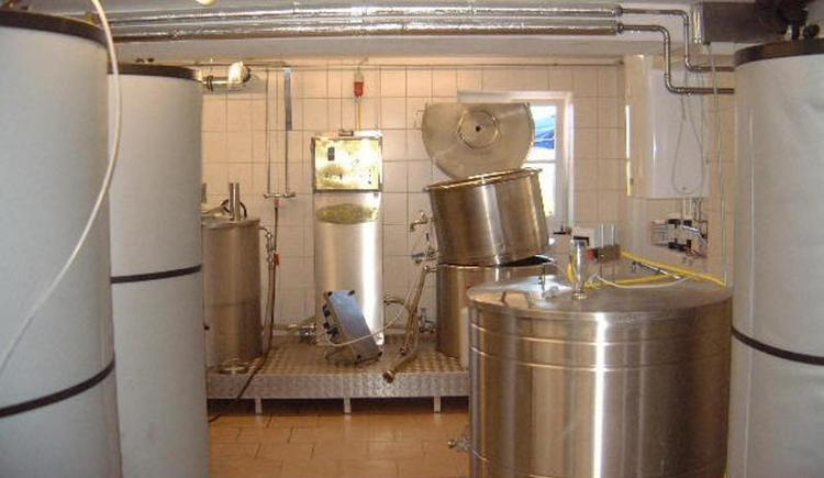 Brewery \`Bramsau Bräu\`