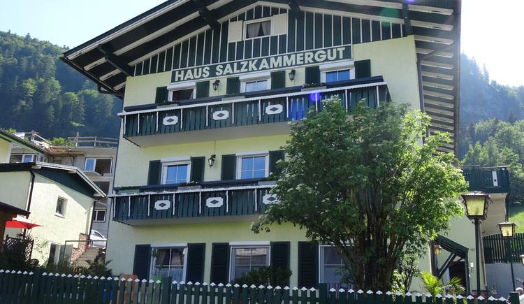 Haus Salzkammergut Ferienwohnung in St. Gilgen