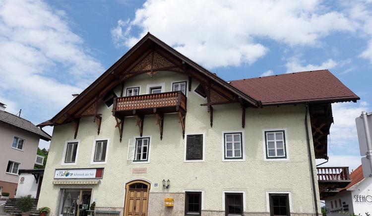 Das Hagerhaus (© Barbara Schachl)