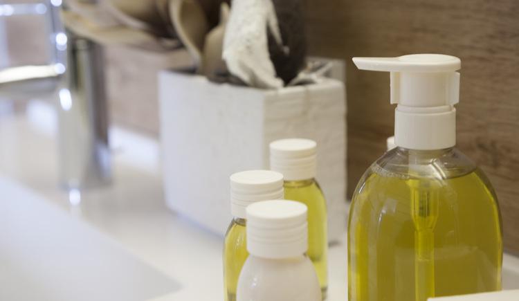 Badezimmer (© Vortuna Gesundheitsresort)