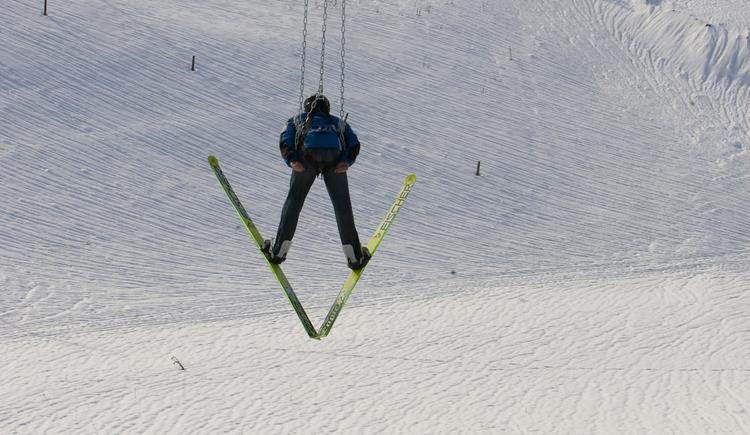 Skiflyer Höhnhart. (© Innviertel Tourismus)