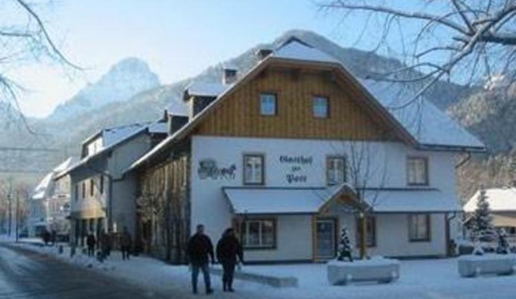 Haus im Winter (© Pernkopf)