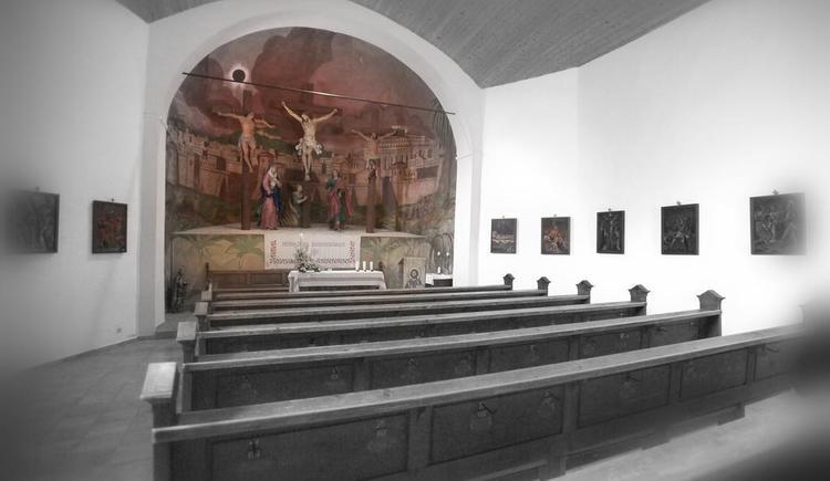 Innen Kapelle (© Hotel Hocheck)