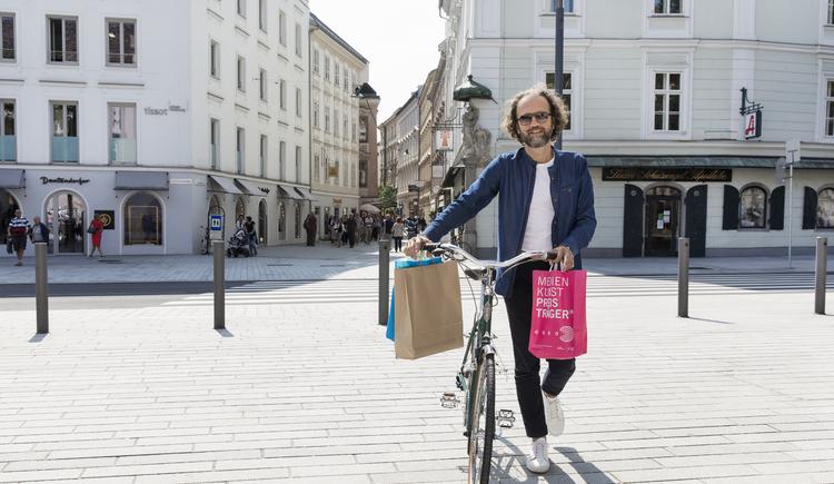 Einkaufen in der Herrenstraße
