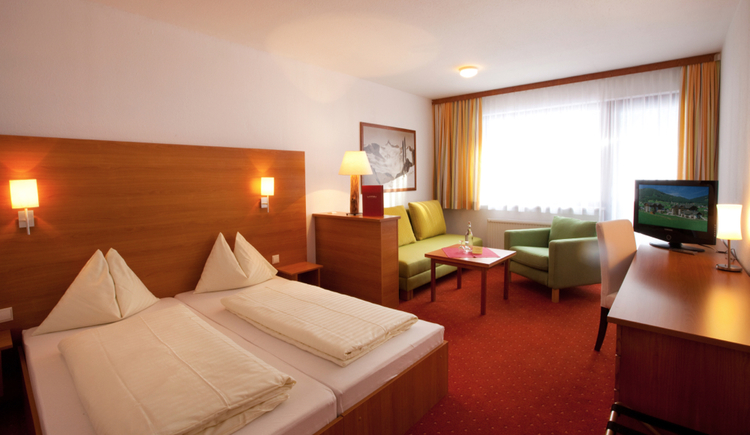 Hotel Gosau Zimmer gem\u00fctlich