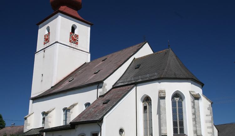 Pfarrkirche Kirchberg ob der Donau