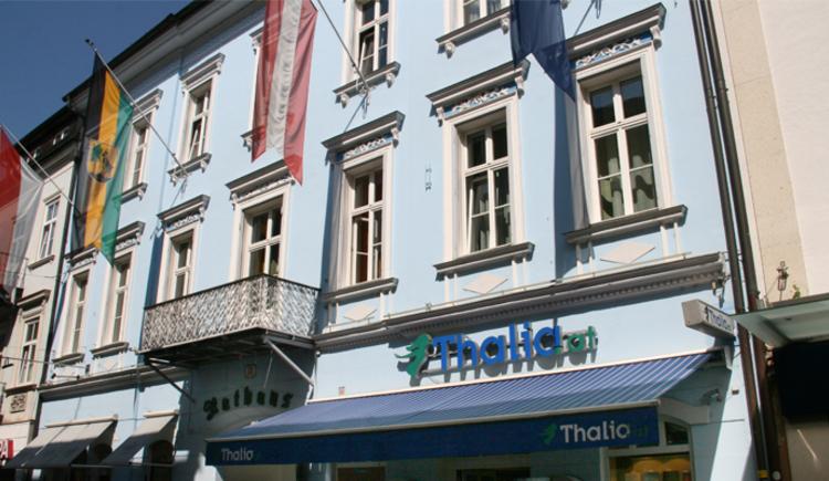 Außenansicht Rathaus / Stadtgemeinde